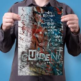 Current - Poster Design - Jacob Robison