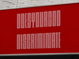 Does Your God Discriminate