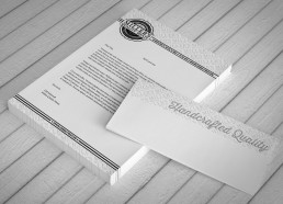 Letterhead & Envelope Design