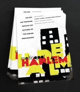 Poster Design Melting Pot Harlem