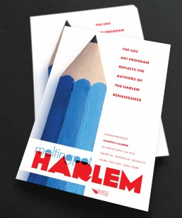 Melting Pot Harlem Poster Design