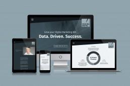 Piercing Digital - Website Design