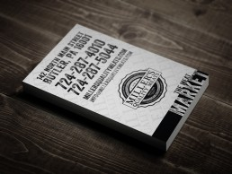 Meat Market Business Cards