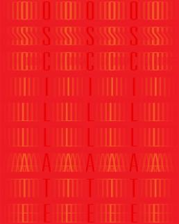 Oscillate Typographic