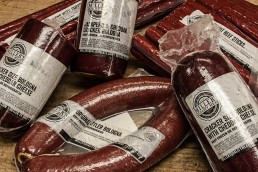 Miller's Quality Meats Labels