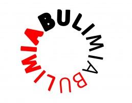 Bulimia Typographic