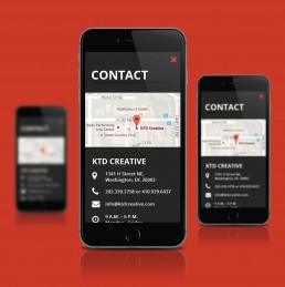 KTD Contact Mobile