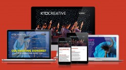 KTD Creative Subpage Template