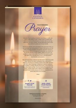 Web Prayer