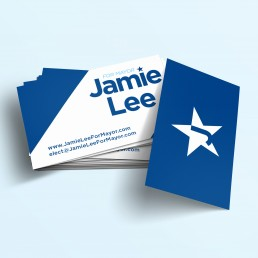 Jamie Lee Business Card