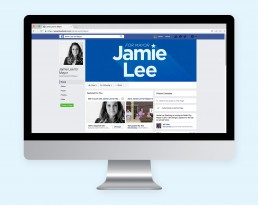 Jamie Lee Social Media