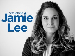 Jamie Lee For Mayor