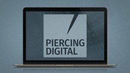 Piercing Digital - Web Design